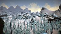 Timberwolf Mountain landscape 01