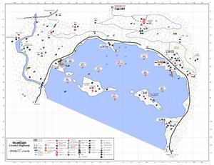 Coastal Highway map by whiteberry-toarda