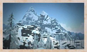 Timberwolf Mountain title card