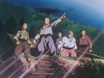 Kaede, Rikichi,Shikon