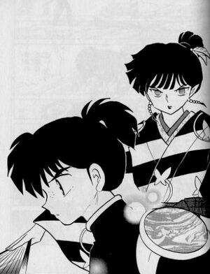 Kagura's Decision 368