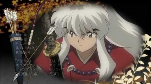 """TV Version Inuyasha 'The Final Act' Ending """"With You"""" By AAA"""
