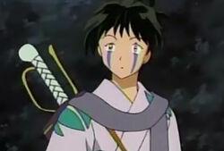 En Jakotsu a l'anime