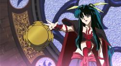 Kaguya summons Orochi