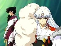 Relationship Sesshomaru and Kagura