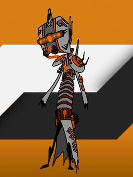 Vex IKELOS armor