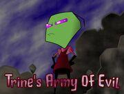 Zim's donation to Trine