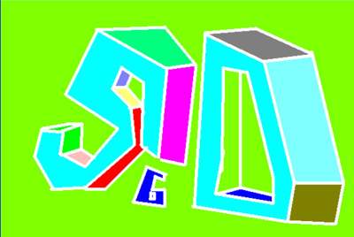 SZARIA 6 FLAG