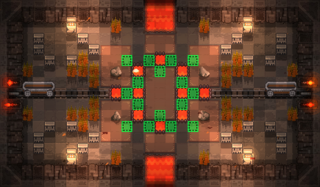 Craterus - Secret Hollow - Zone