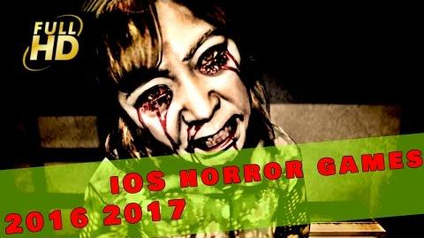 Best iOS Horror Games 2016 & 2017 - Horror Games Iphone