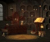 Altar background