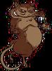 Cunning rat