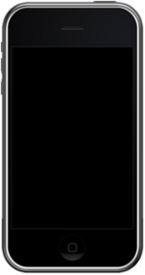 IPhone 2G PSD Mock