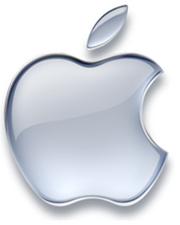 Silver-apple-logo