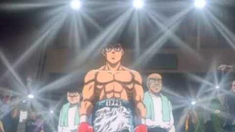 Hajime No Ippo Opening 1 - Inner Light
