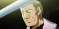 Miyata's father