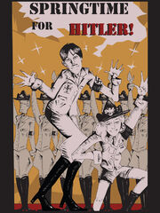Springtime for Hitler by professorhojo