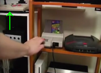 The Irate Gamer's NES Advantage (Monster Party 2)