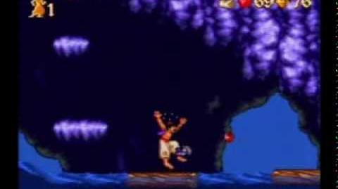 ALADDIN SNES Review - THE IRATE GAMER
