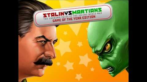 Stalin vs Martians OST - All Hail Stalinator (90s remix)