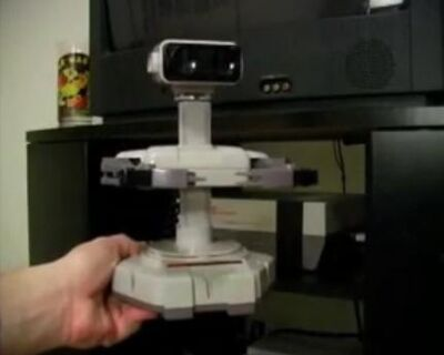 Rob robot
