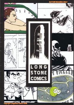 Longstone Comics 1
