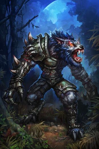 Wolfman by hualu-d4d3ayu