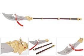 Golden Dragon Guan Dao