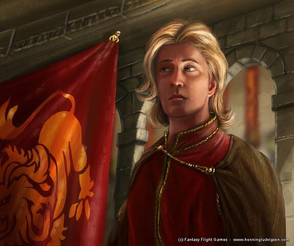 File:Ser Lancel Lannister by henning.jpg