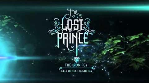 The Lost Prince by Julie Kagawa (Book Trailer)-0