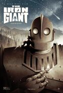 The Iron Giant 2015 Re-Release Poster