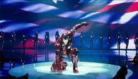 Iron Man Expo Landing