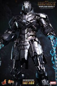 Hot-Toys-Iron-Man-2-Whiplash-Mark-II-Diecast-MMS-237-Figure