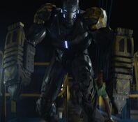 Iron Man Armor MK XXV (Earth-199999) from Iron Man 3 (film) 002