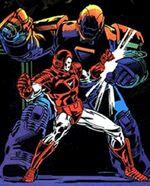 Anthony Stark (Earth-616) vs. Obadiah Stane (Earth-616)