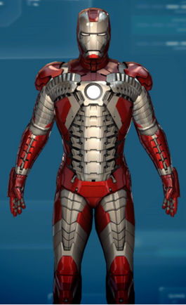 Mark V | Iron Man Wiki | FANDOM powered by Wikia