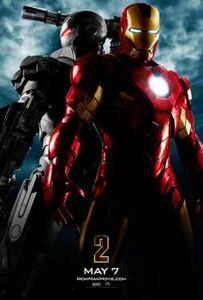Iron Man 2 teaser