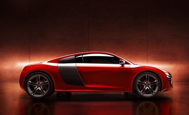 Audi R8 etron Red  Iron Man Wiki  Fandom powered by Wikia
