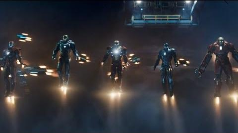 Iron Man 3 -- Official Trailer UK Marvel HD