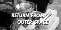 Return from Outer Space (LiS episode)