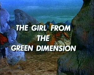 Girlgreendimension