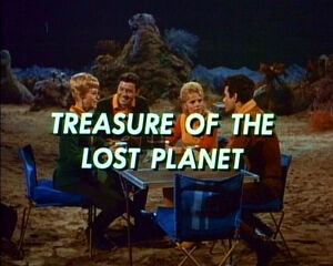 Treasure of the lost planet