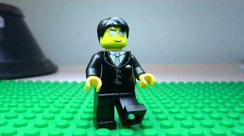 LEGO Gangnam Style (江南STYLE樂高版)
