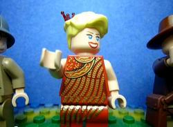 Lego Willie Scott