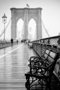 Classic Brooklyn Bridge