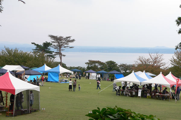 Notojima Handicrafts Fair