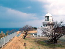 Rokugosaki lighthouse, Suzu