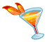 Phoenix feather daiquiri small