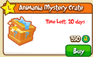 Animania Mystery Crate shop