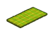 Bamboo mat tile chart